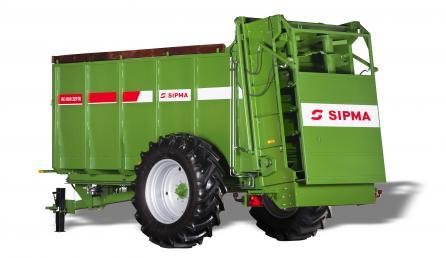 SIPMA RO 600 / 800 / 1000 ZEFIR