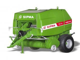 SIPMA - nenáročné lisy vhodné pro chovatele a podniky všech velikostí