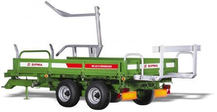 SIPMA WS 6510 DROMADER