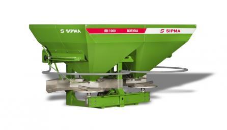 Rozmetadla průmyslových hnojiv SIPMA